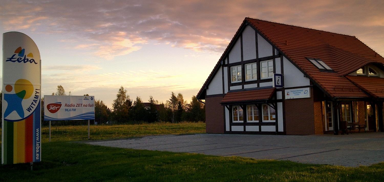 Centrum Informacji Turystycznej w Łebie****