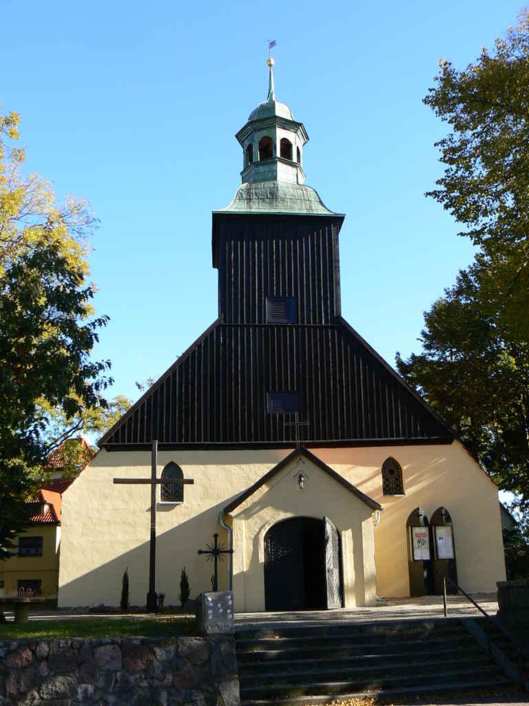 Kościół p.w. Wniebowzięcia Najświętszej Maryi Panny - fot. Radosław Czyżewski