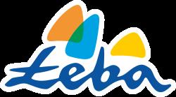 Łeba Miasto Żywiołów Retina Logo