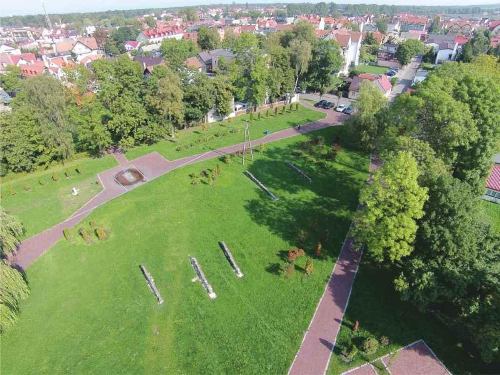 Park Misjonarzy Oblatów - fot. Radosław Czyżewski