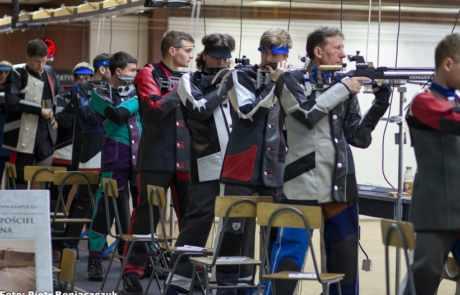 Eliminacje do Mistrzostw Europy w strzelaniu sportowym w Łebie
