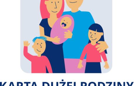 Dołącz online do Karty Dużej Rodziny!