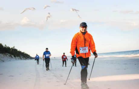 Wielki Finał Pucharu Bałtyku w Nordic Walking i Biegach Przełajowych