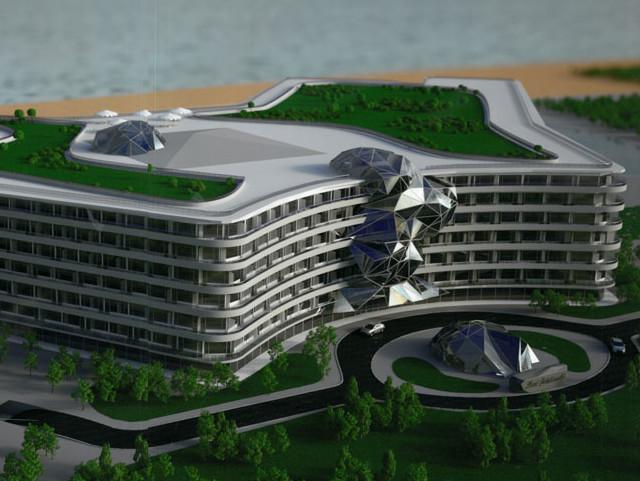 Konsultacje w sprawie budowy hotelu wielkogabarytowego