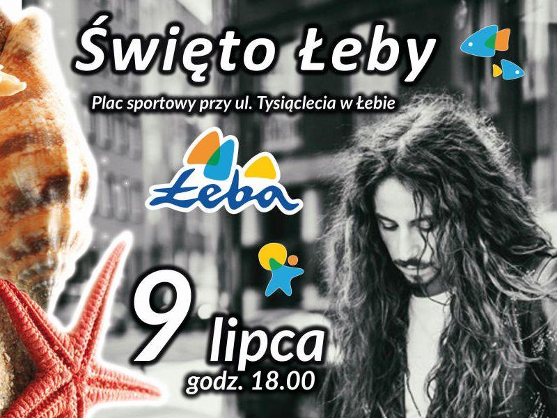Michał Szpak zaśpiewa w Łebie!