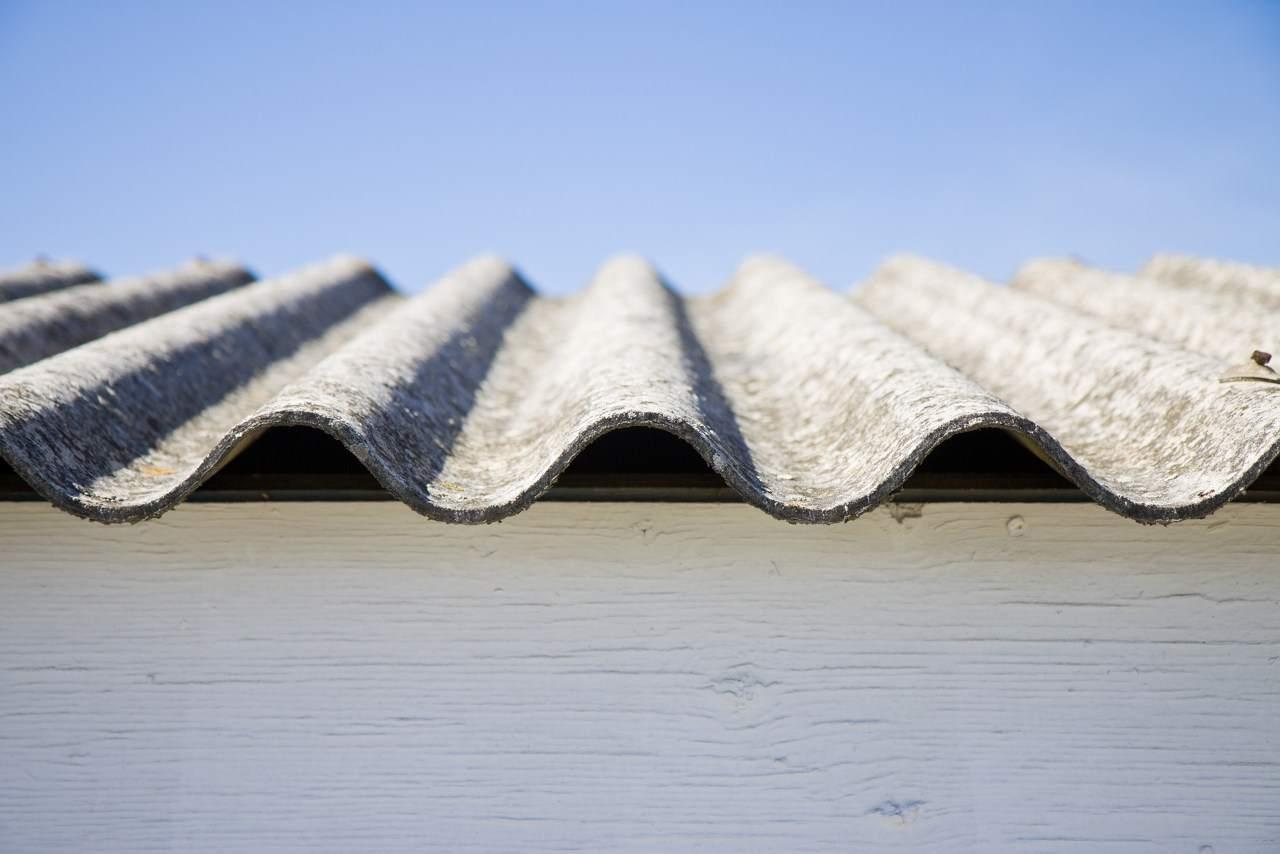 Falista płyta azbestowa