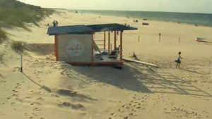 Plaża zachodnia (B)