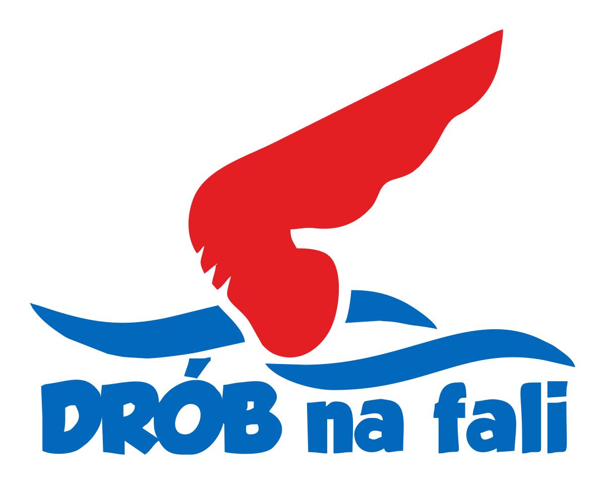 Drób na fali - logo