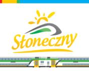 Słoneczny Pociąg - logo