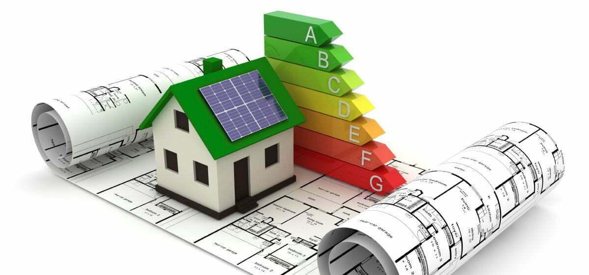 Clipart - Dom efektywny energetycznie