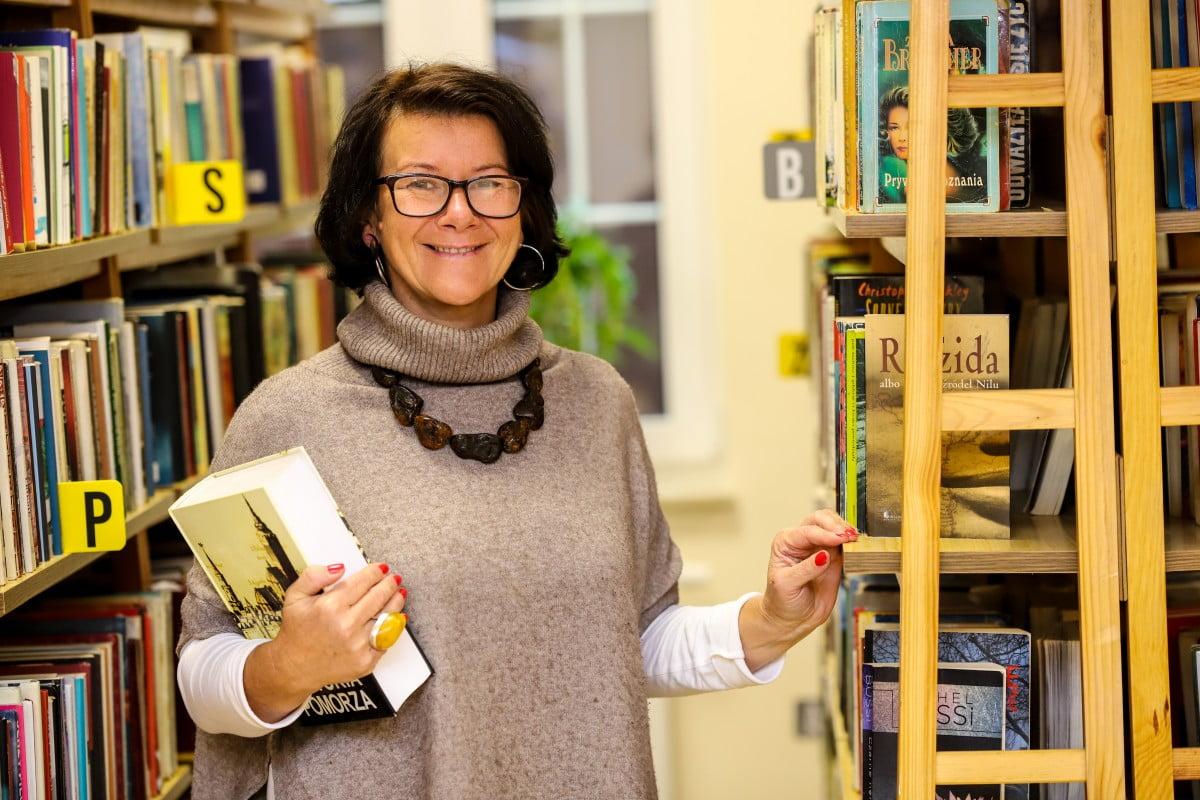 Biblioteka w Łebie