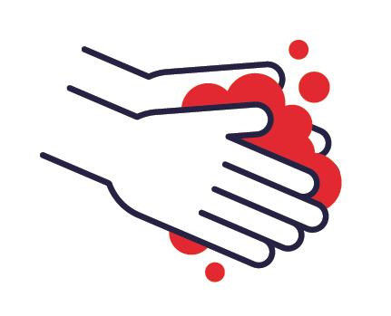 Ikona - mycie dłoni