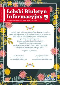 Okładka Łebskiego Biuletynu Informacyjnego