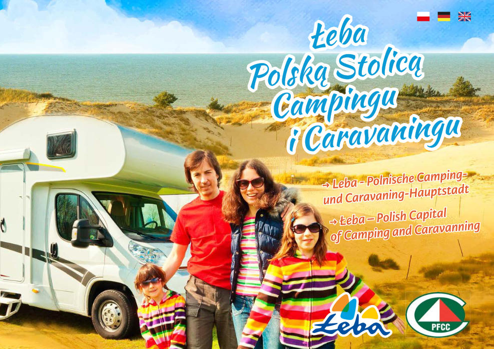 Baner - Łeba - polska stolica campingu i caravaningu