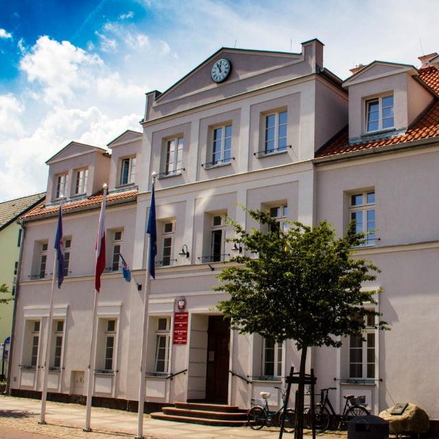 Urząd Miejski w Łebie