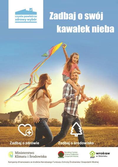 Plakat - Czyste Powietrze
